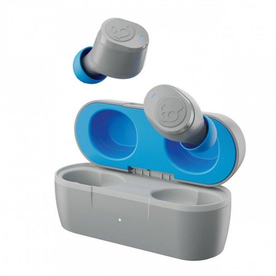 Jib True Wireless - Light Grey/Blue
