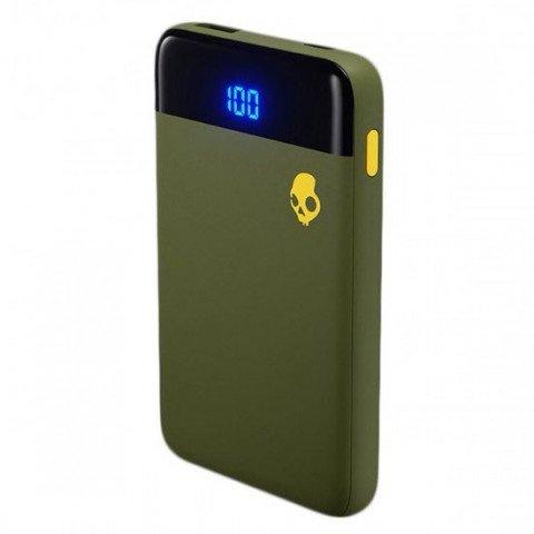 Baterie portabila Skullcandy Stash Mini Powerbank - Moss