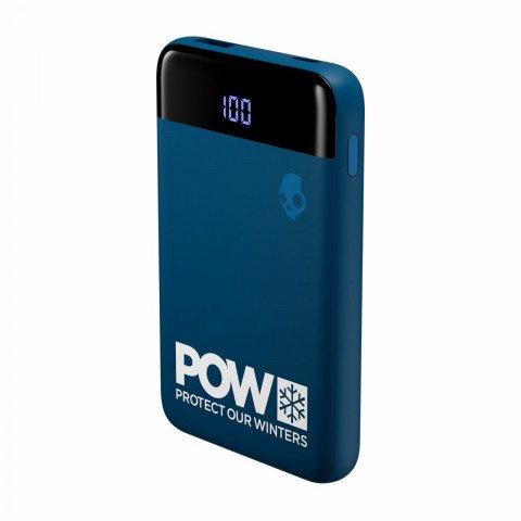 Baterie portabila Skullcandy Stash Mini Powerbank - Pow Blue