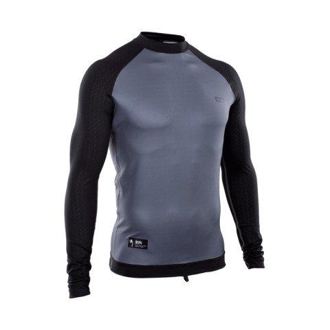 Lycra Ion Rashguard - Steel Blue Black