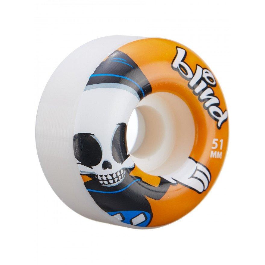 Roti Skateboard Blind Reaper Character - Orange