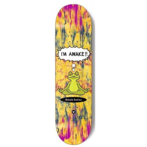 Placa Skateboard Robles Awake - Robles