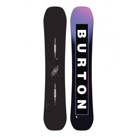 Placa Snowboard Barbati Burton Custom X