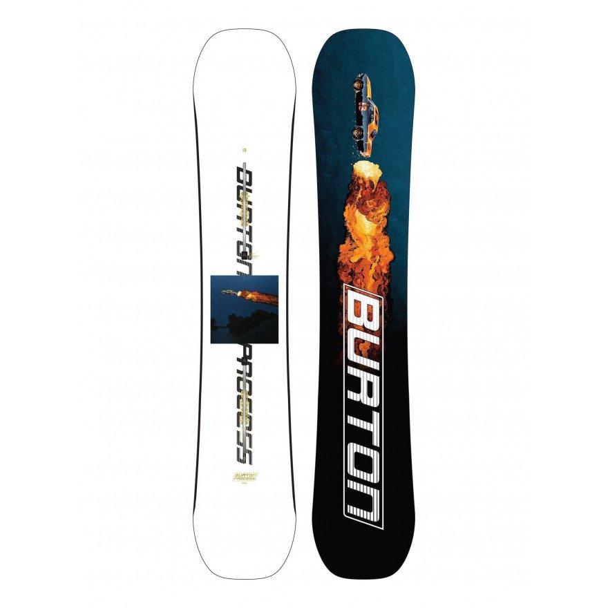 Placa Snowboard Barbati Burton Process Flying V