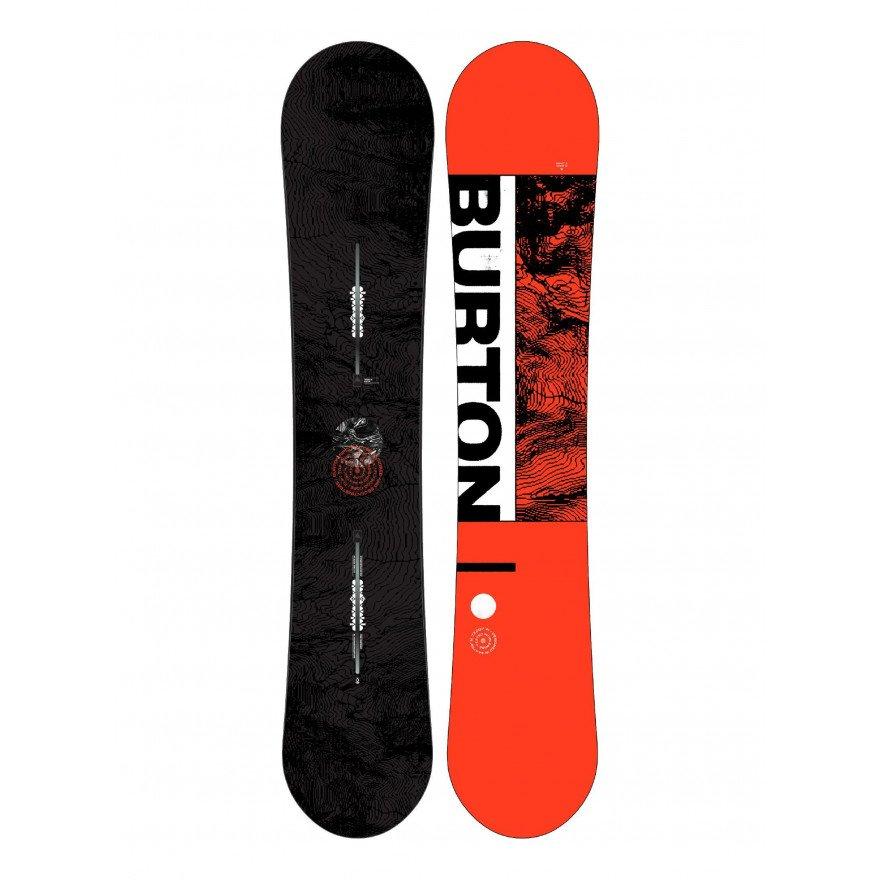 Placa Snowboard Barbati Burton Ripcord