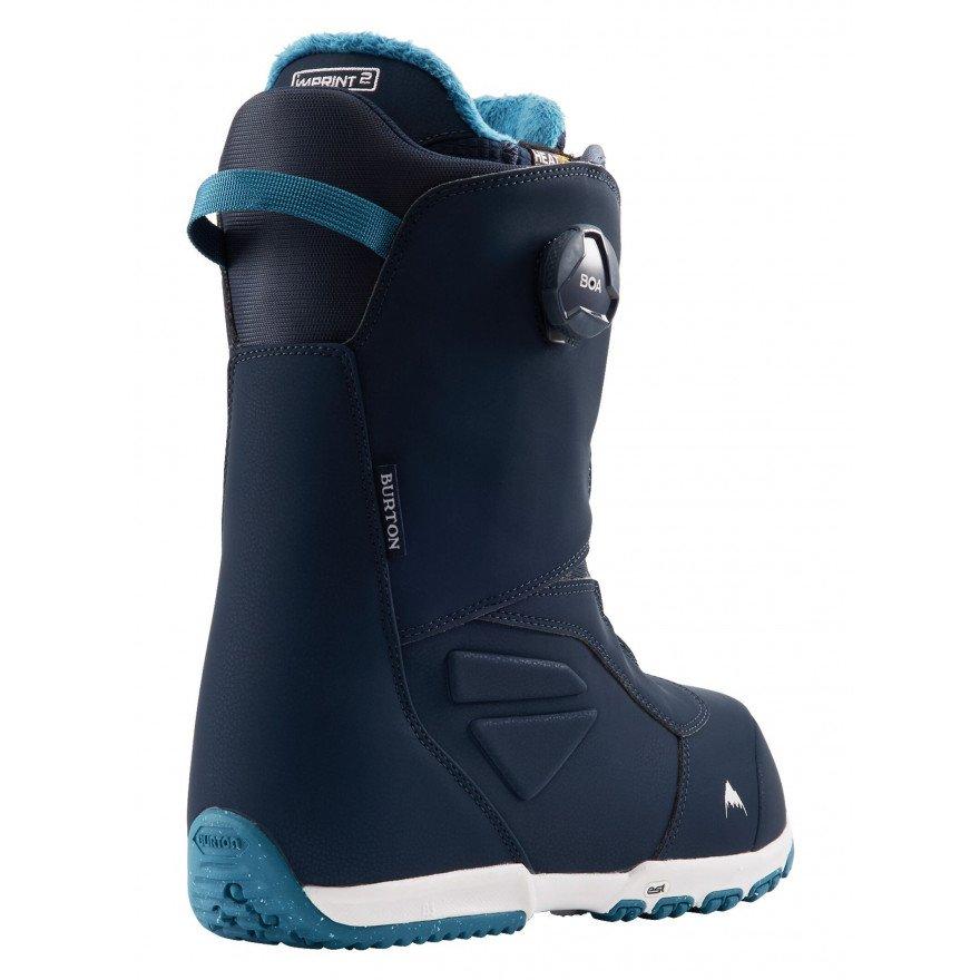 Boots Snowboard Barbati Burton Ruler BOA - Blue