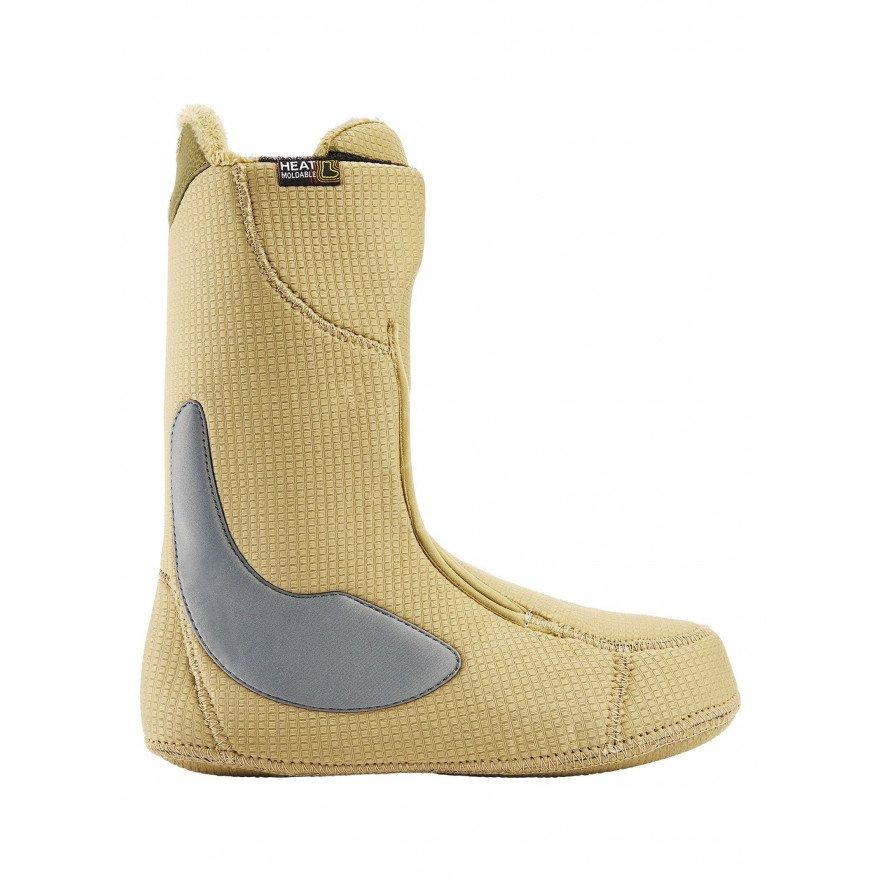 Boots Snowboard Barbati Burton Ruler BOA - Tan Olive Yellow