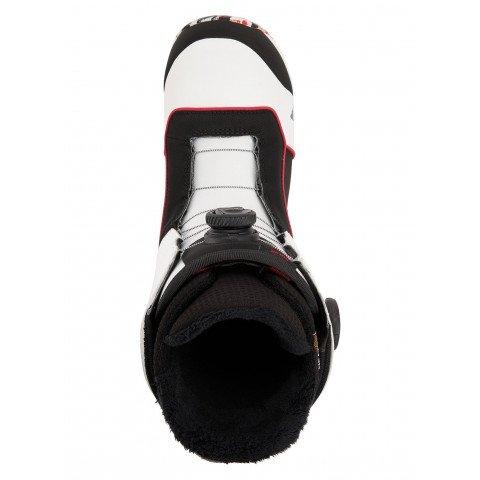 Boots Snowboard Barbati Burton Ruler BOA - White Black Red
