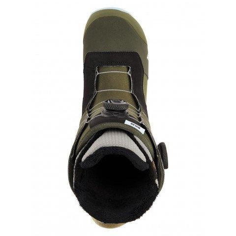 Boots Snowboard Barbati Burton Ruler BOA - Green Black