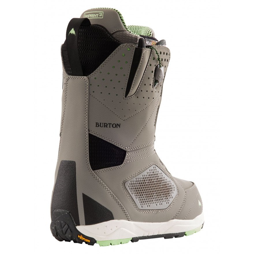 Boots Snowboard Barbati Burton Photon - Gray Green