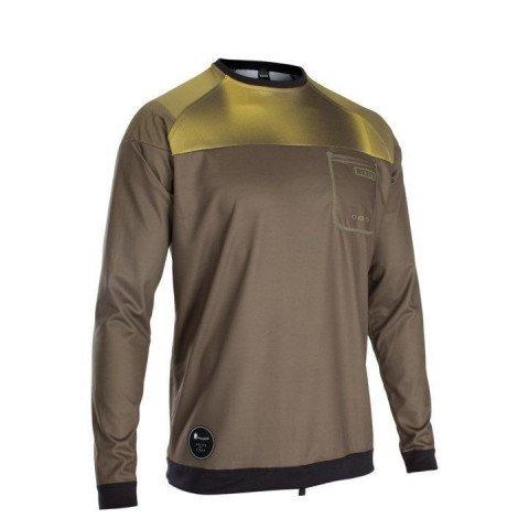 Lycra Ion Wetshirt LS - Dark Olive