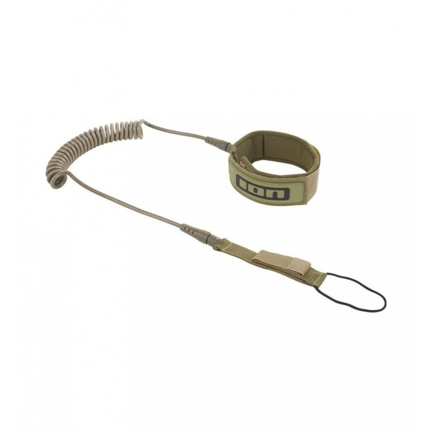 Leash Ion SUP Core Coiled Ankle - Olive