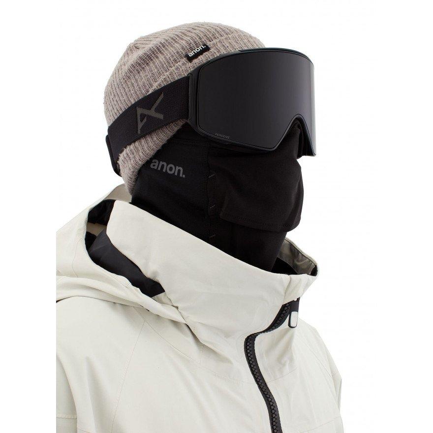 Ochelari de Snowboard Barbati Anon M4 Cylindrical - Smoke Perceive Sunny Onyx