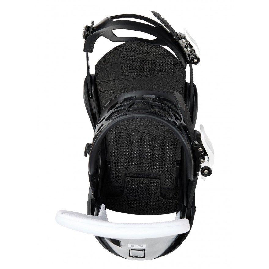 Legaturi Snowboard Barbati Burton Freestyle - Black