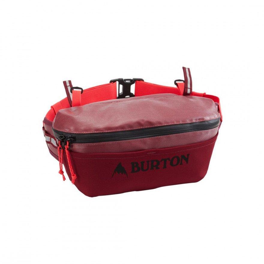Geanta Borseta Burton Multipath Accessory - Mulled Berry Coated