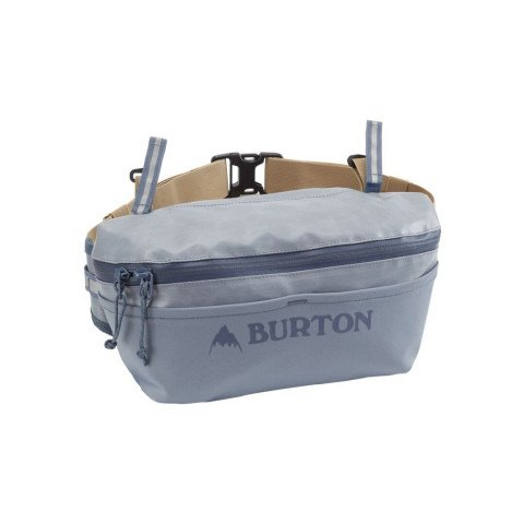 Geanta Borseta Burton Multipath Accessory - Folkstone Gray Coated
