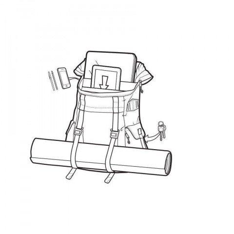 Rucsac Burton Annex 2.0 - Folkstone Gray Kelp