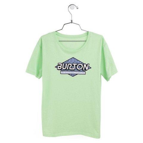 Tricou Dama Burton Batchelder - Paradise Green