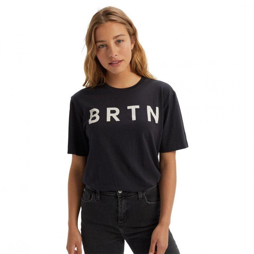 Tricou Unisex Burton BRTN - True Black
