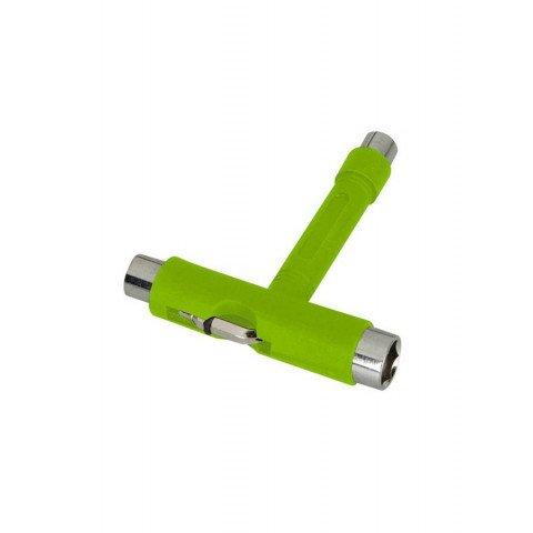 Cheie pentru skateboard Prohibition Skate T Tool - Lime