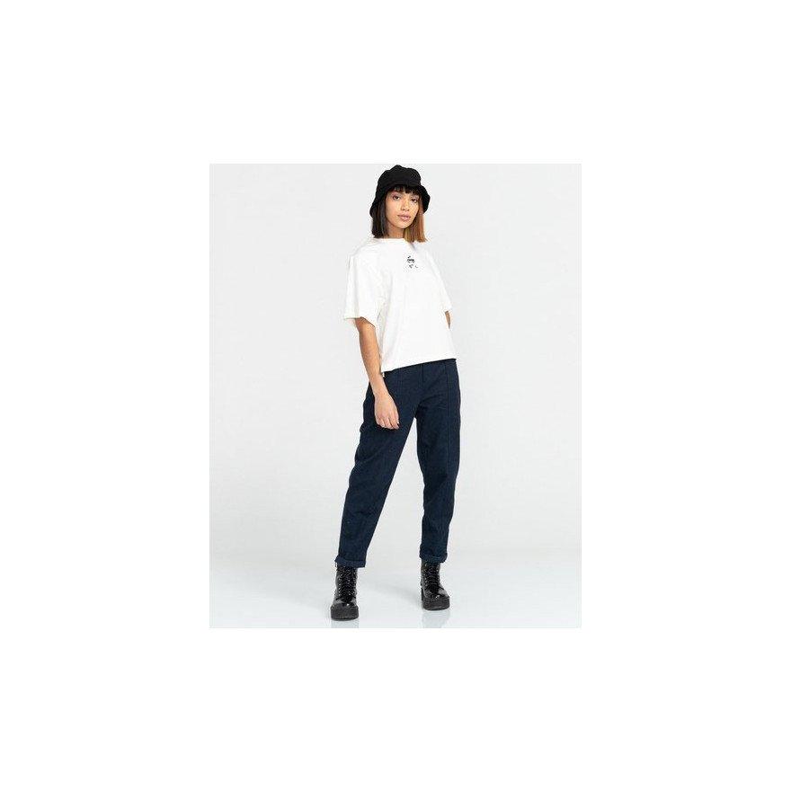 Tricou Dama Element Minimal - Bone White