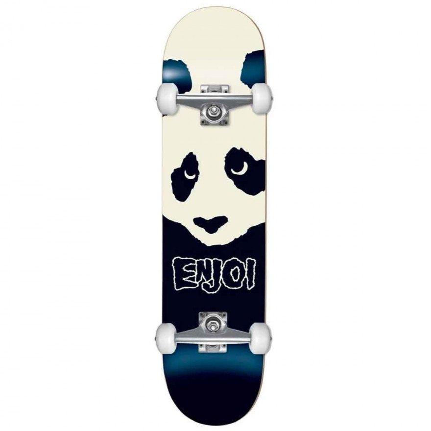 Skateboard Complet Enjoi Misfit Panda Black
