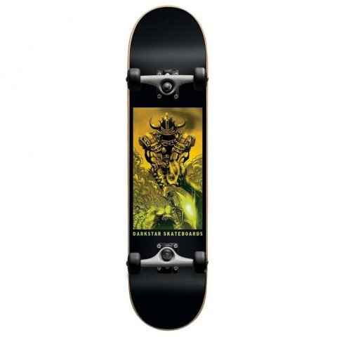 Skateboard Complet Darkstar Molten LIME FADE