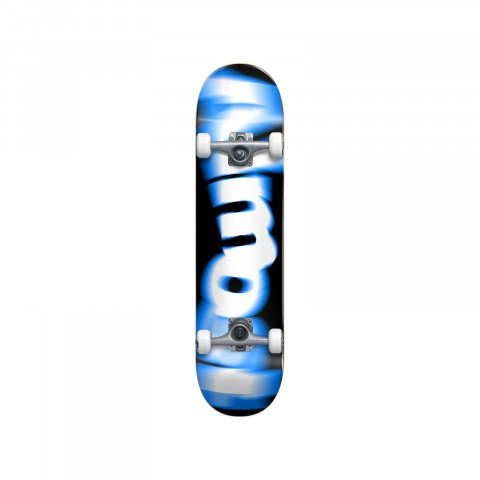 Skateboard Complet Almost Spin Blur BLUE