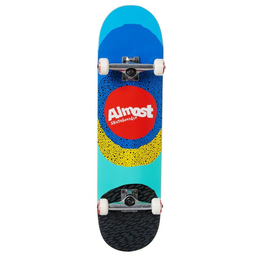 Skateboard Complet Almost Radiate BLUE