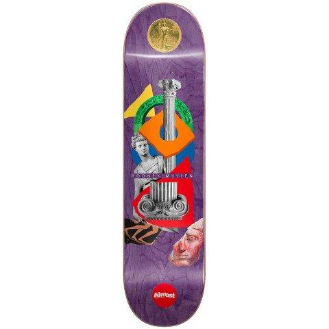 Placa Skateboard Almost Mullen Relics Rodney Mullen/Purple