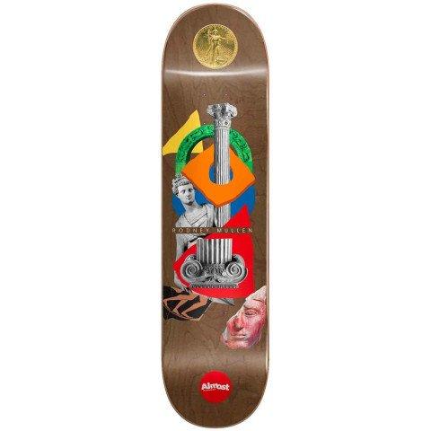 Placa Skateboard Almost Mullen Relics Rodney Mullen/Brown