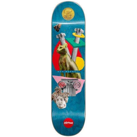 Placa Skateboard Almost Max Relics Max Geronzi/Blue