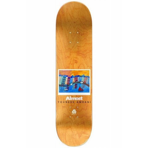 Placa Skateboard Almost Youness Places YOUNESS/LEFT
