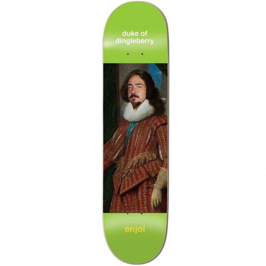 Placa Skateboard Enjoi Berry Renaissance Caswell Berry