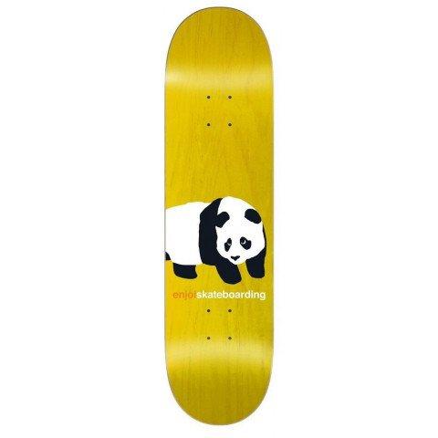 Placa Skateboard Enjoi Peekaboo Panda Yellow