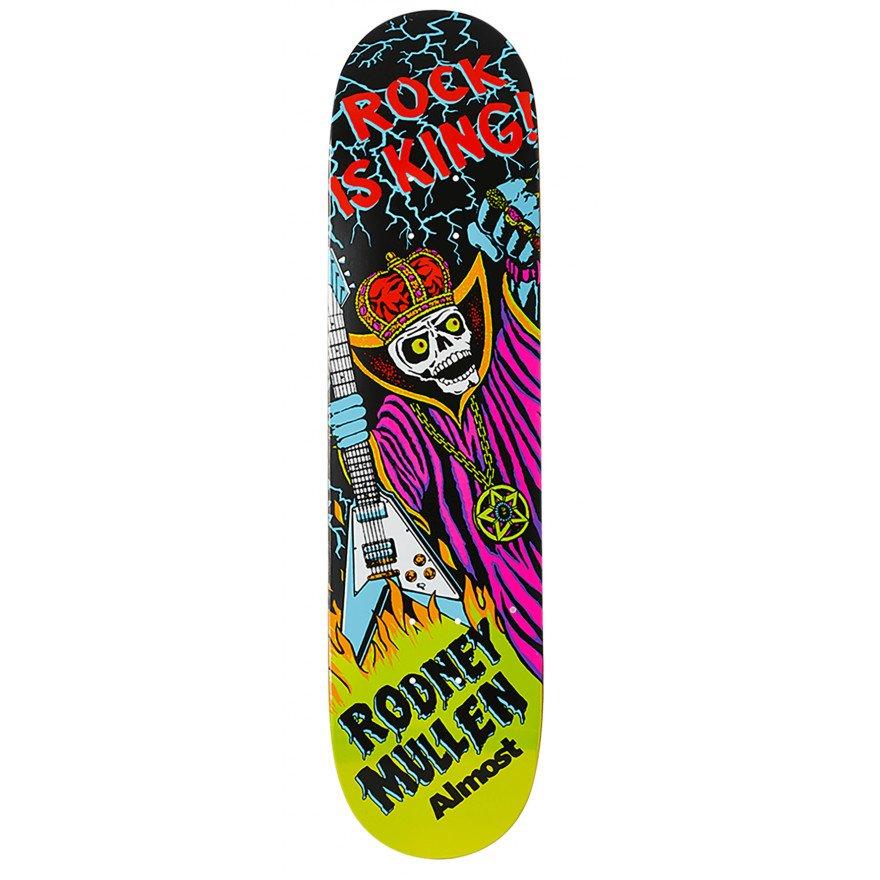 Placa Skateboard Almost Mullen King