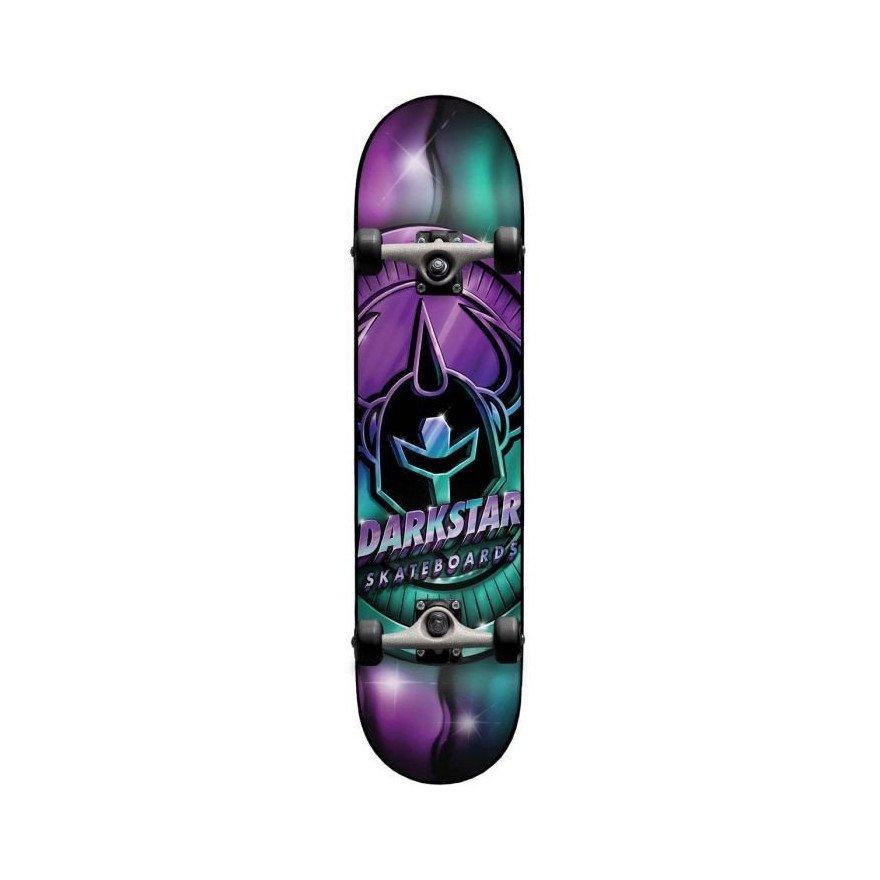 Skateboard Complet Darkstar Anodize Aqua Purple