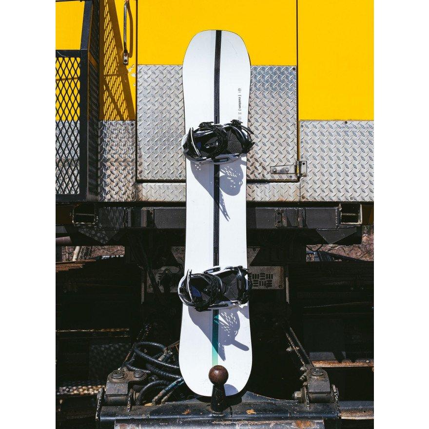 Placa Snowboard Barbati Burton Custom