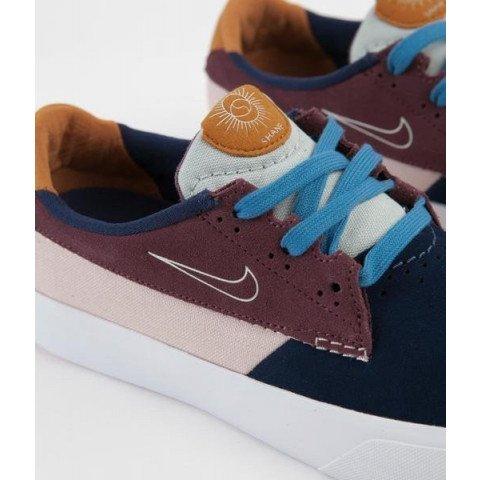 Shoes Nike Shane - Midnight Navy Sail Dark Wine