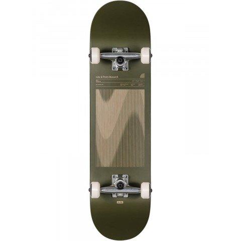 Skateboard Complet Globe G1 Lineform - Olive