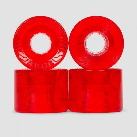 Roti Globe Retro Flex Cruiser - Red