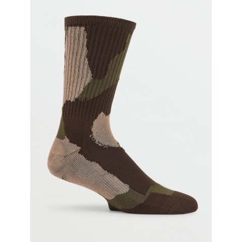 Sosete Volcom Vibes - Camouflage