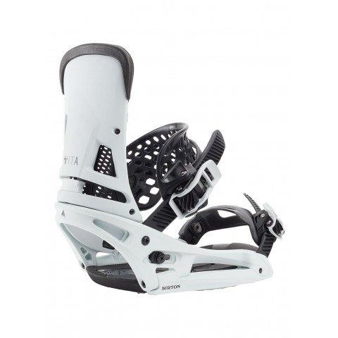 Legaturi Snowboard Barbati Burton Malavita EST - Frost