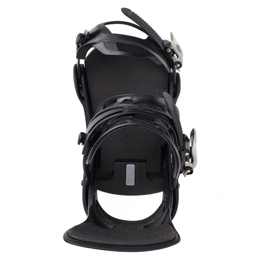 Legaturi Snowboard Barbati Burton Cartel X - Black