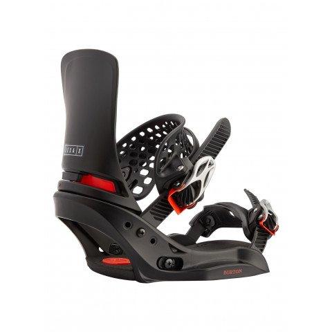 Legaturi Snowboard Dama Burton Lexa X EST - Black