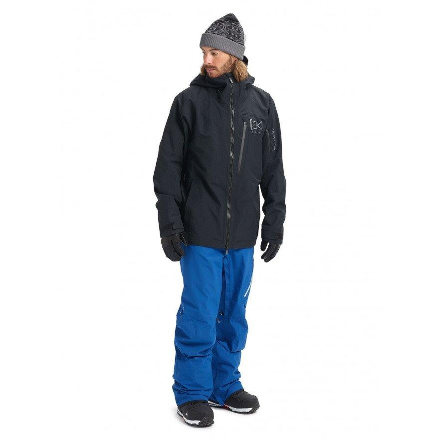 Geaca Snowboard Barbati Burton AK 2L Gore-tex Cyclic - True Black