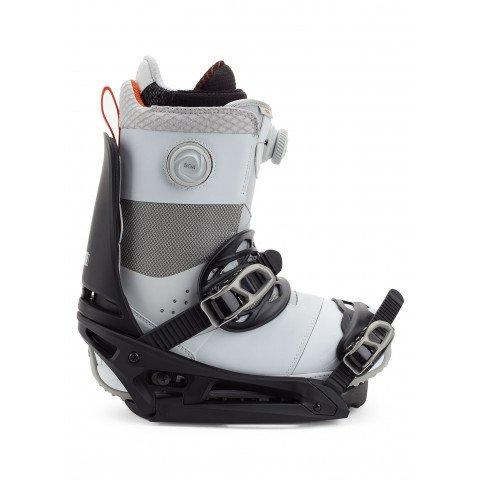 Legaturi Snowboard Barbati Burton Cartel X EST - Black