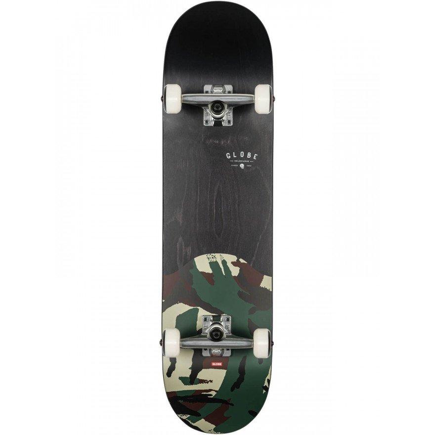 Skateboard complet Globe G1 Argo Black Camo