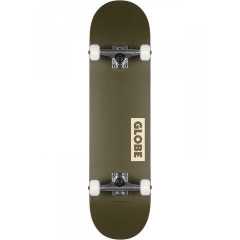 Skateboard complet Globe Goodstock Fatigue Green