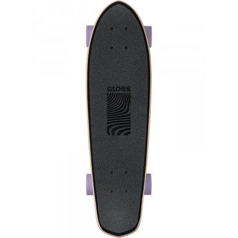 Cruiser Globe Blazer Black Purple